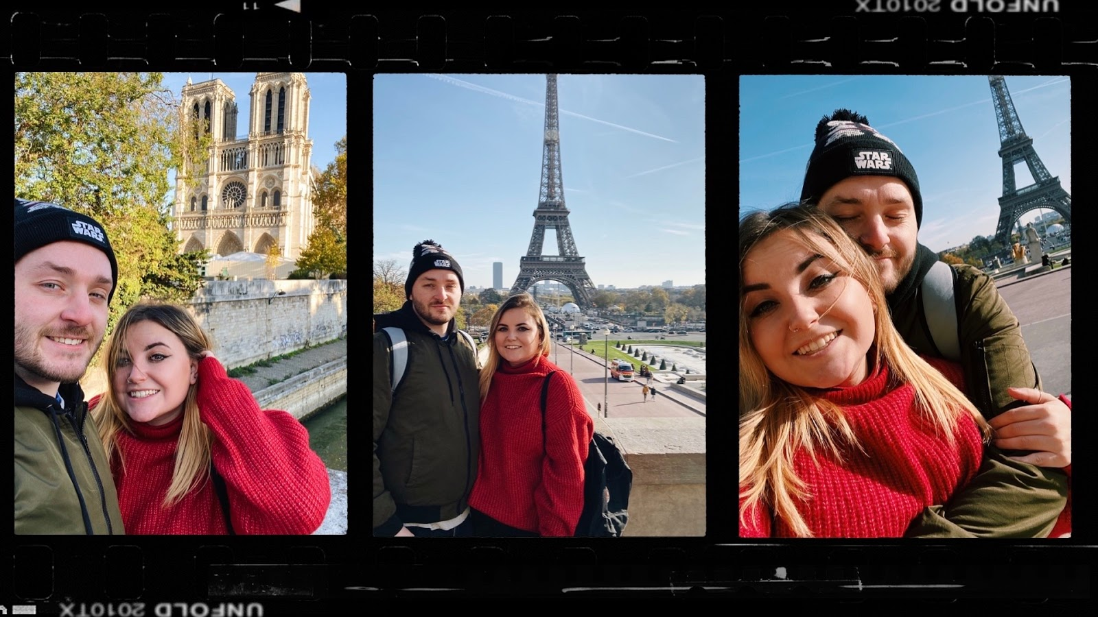 Day trip to Paris - see the stars