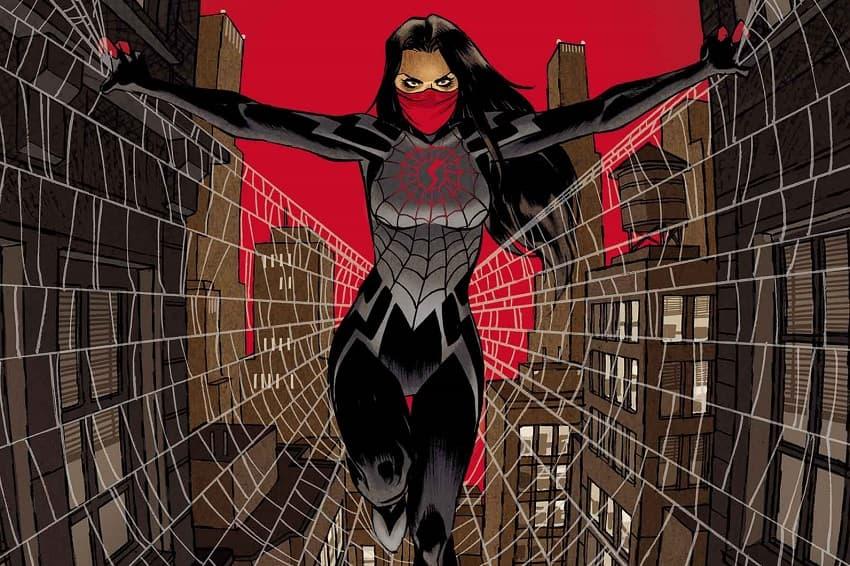 Аделин Рудольф может сыграть Шёлк - супергероиню из вселенной Человека-паука