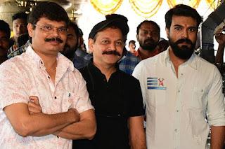 Ram Charan Boyapati New Movie Updates