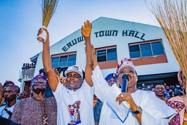 APC loses Oyo bye-election See Result