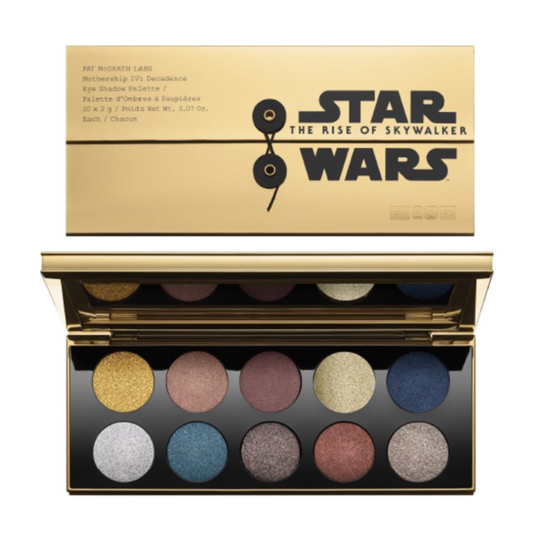 Pat McGrath x Star Wars The Rise of Skywalker for Holiday 2019