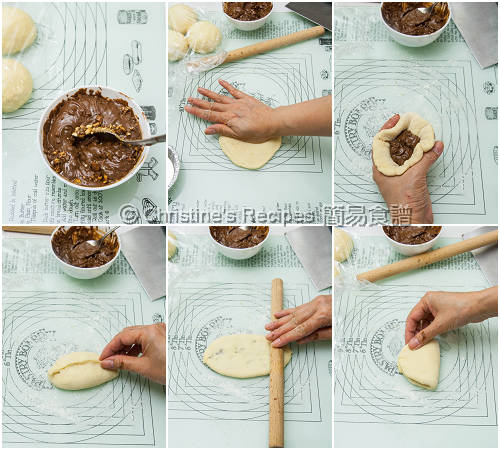 Nutella Buns Procedures01