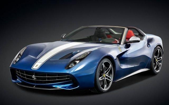 Ferrari F60 America - € 2.190.000