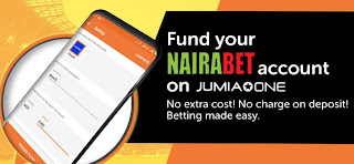 JumiaOne: Fund Your Nairabet Account Directly Using The Betting Payment Facility