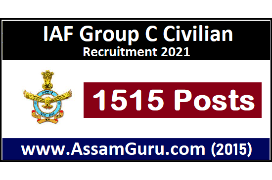 iaf-group-c-civilian-Job-2021