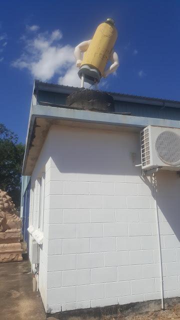 Northern Territory BIG Things | Pinelands BIG Battery