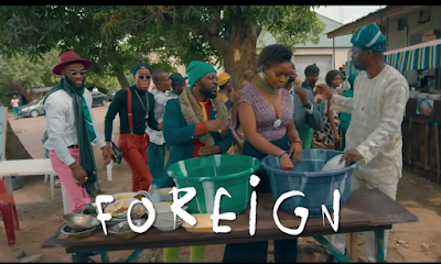 Video Simi & Falz - Foreign