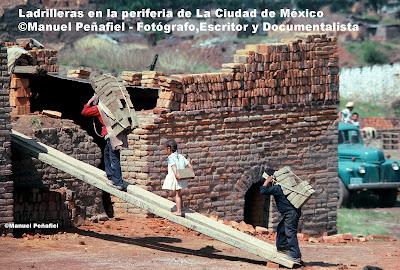 Muchos mexicanos engendran hijos para obligarlos a trabajar.fotografía Manuel Penafiel