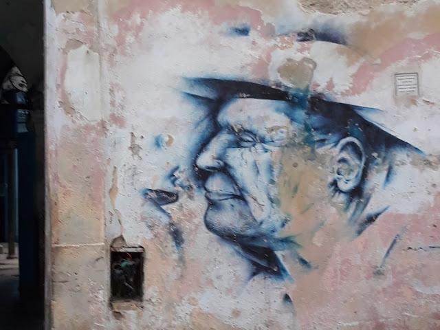 Mural - Havana, Cuba