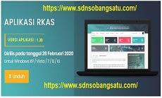 Aplikasi Rencana dan Kegiatan Anggaran Sekolah (ARKAS) Versi 1.38 Dana BOS Afirmasi Kinerja