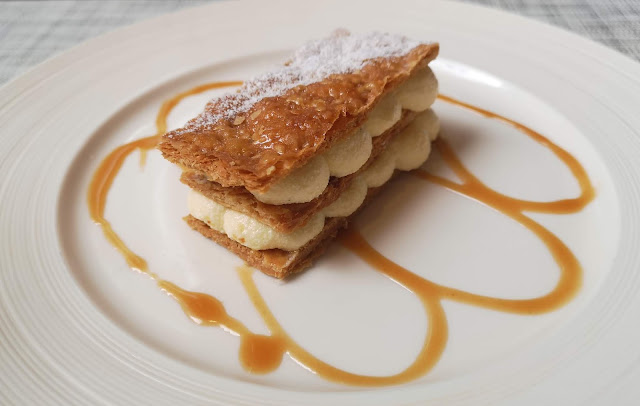 Mille-Feuille Traditionnel Vanille