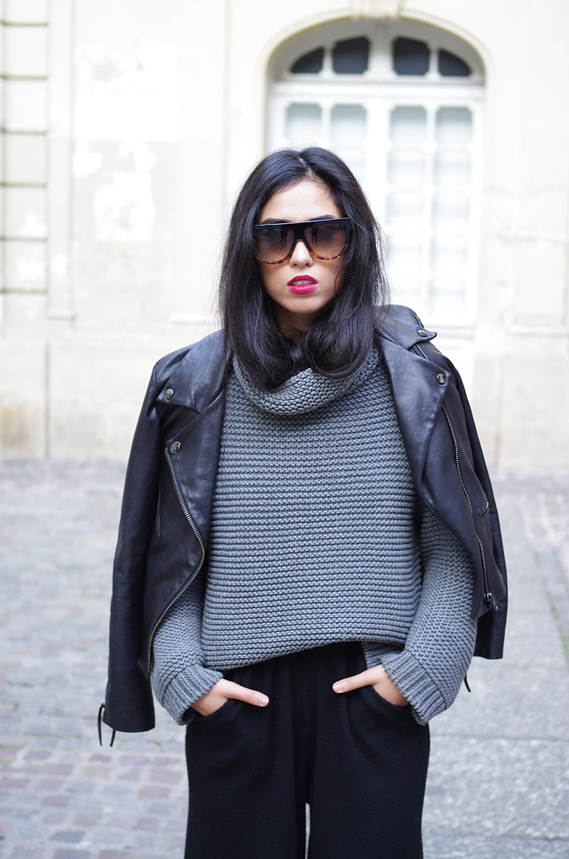 Elizabeth l Fall casual chic knitwear outfit l THEDEETSONE l http://thedeetsone.blogspot.fr