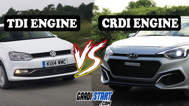 CRDI V/S TDI ENGINE - Which Performance and Mileage is better