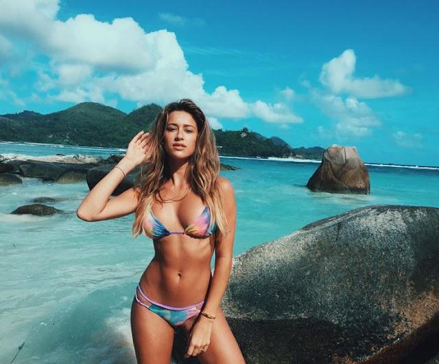 Hot girls Cindy Prado sexy model mix Cuba & Turkey 6