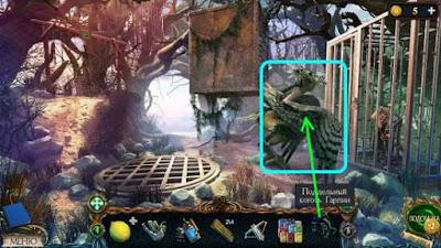 Гарпия получает фальшивый коготь в игре затерянные земли 3