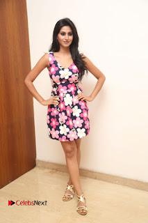 Model Shamili Latest Pictures in Floral Short Dress  0220