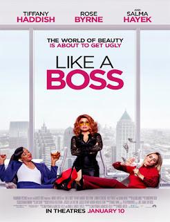 Like a Boss (Socias en guerra) (2020) | DVDRip Latino HD GoogleDrive 1 Link