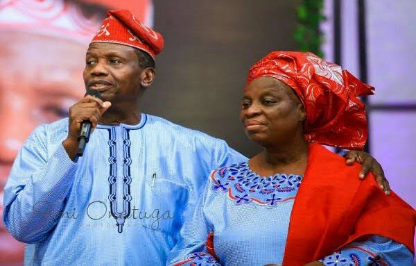 Pastor Adeboye & his wife Foluke mark 52nd wedding anniversary