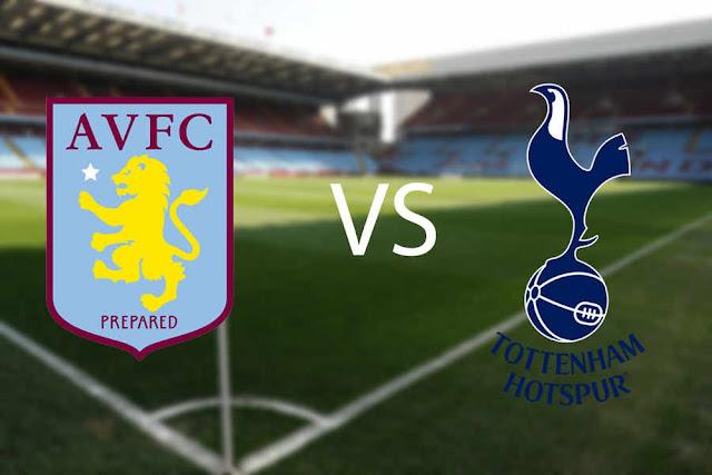 مشاهدة مباراة توتنهام وأستون فيلا بث مباشر اليوم الأحد 16 فبراير 2020 الدوري الإنجليزي