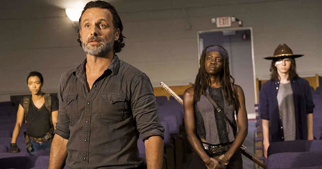 The Walking Dead Season 8 Episode 4 Stream (LIVE) Watch Online