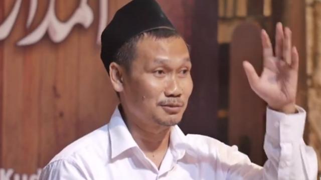 Ngaji Gus Baha': Ketika Nabi Adam Keluar dari Surga, Semua Makhluk Menangis