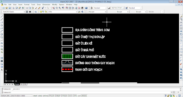 Khắc phục lỗi font chữ trong AutoCAD