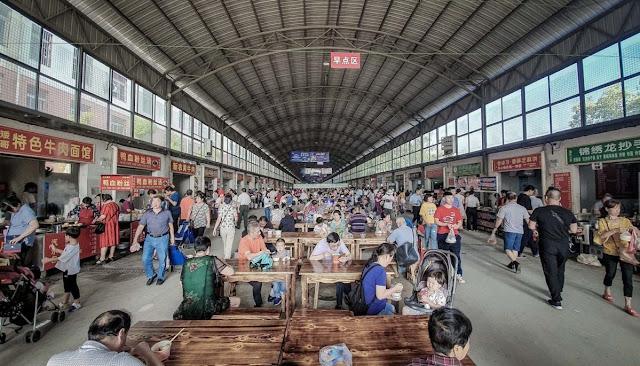 Kuliner Ekstrem Di Wuhan dan Virus Corona