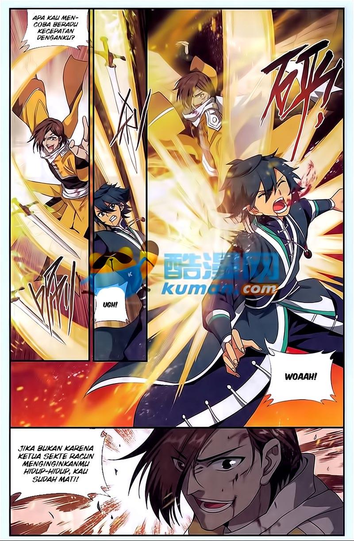 Battle Through the Heavens Chapter 178-41