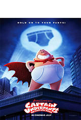 Captain Underpants: The First Epic Movie (2017) BRRip 1080p Latino AC3 5.1 / ingles AC3 5.1
