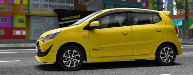 Kredit Mobil New Toyota Agya Promo 2017