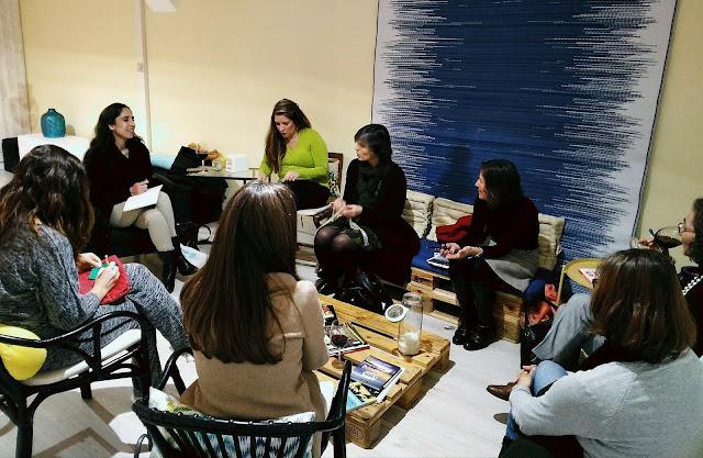 reunião do clube de leitura - Livros à Sexta