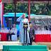 Bupati Karawang Lepas 450 Prajurit Satgas Yonif Para Raider 305 Tengkorak ke Papua