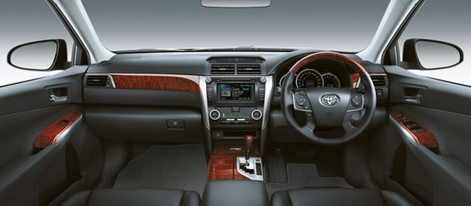 All New Toyota Camry Malaysia Pajak Grand Avanza 2018 2013 Upgraded In Prices Start From Rm149k Interior Upgrades