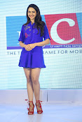 rakul preet sizzling at big c event-thumbnail-9