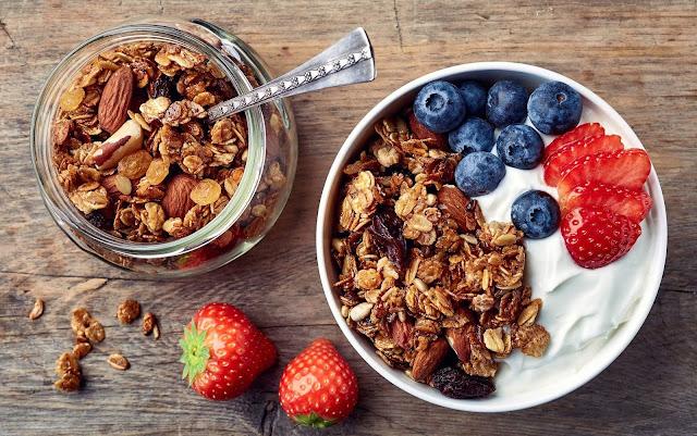 Recetas de desayunos livianos