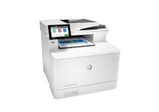 HP Color LaserJet Managed MFP E47528f Driver Download, Review