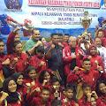 Sumut Juara Umum Kejurnas Tinju Piala Kajatisu