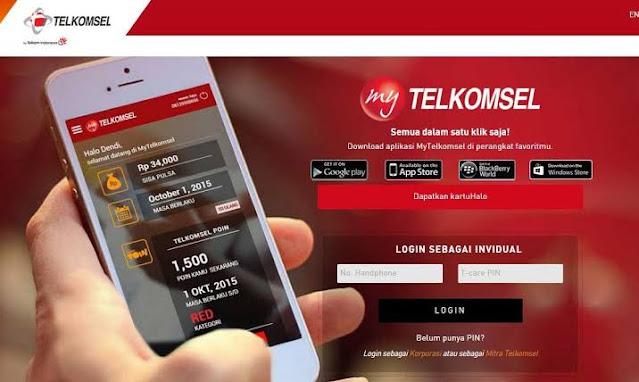 Kelebihan Aplikasi My Telkomsel