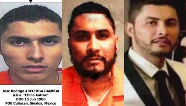 """Ya salio el peine fue la operación """"Narco Polo""""  de la DEA que fue la traición de """"El Chino Ántrax"""" al Cártel de Sinaloa y todo lo que desató su ejecución"""