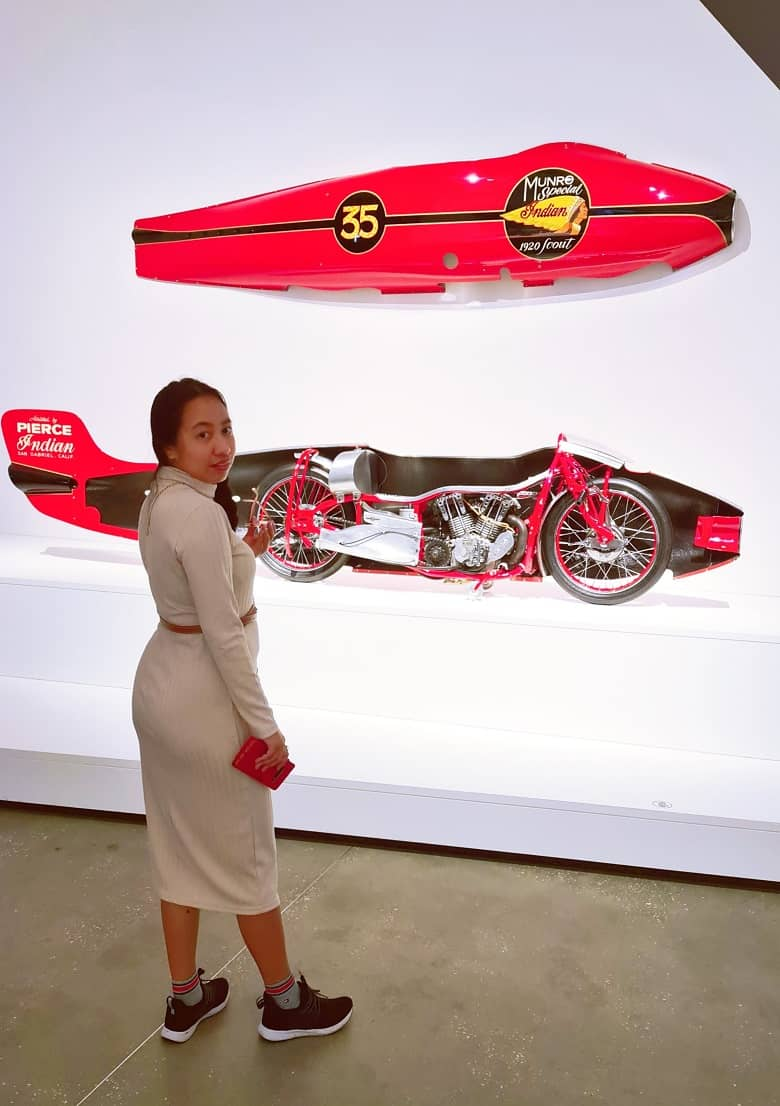 1920 Indian Scout Streamliner