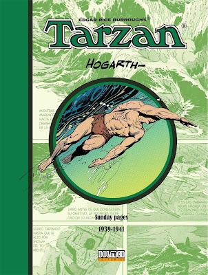 Tarzan vol. 2 (1939-1941) - Edgar Rice Burroughs/HOGARTH (2019)