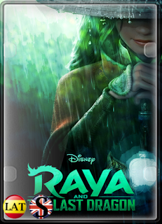 Raya y el Ultimo Dragón (2021) FULL HD 1080P LATINO/INGLES