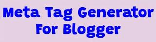 Meta Tag Generator For Seo, Advanced Meta Tag Generator, Blogger Description Generator, Meta Tags Blogger, Html Meta Tag Maker, Meta Tag Generator Seo, Custom Meta Tag Generator
