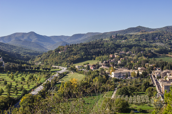 Spoleto we Włoszech
