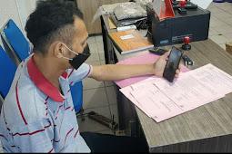 Secara Virtual, Penyidik Polresta Jayapura Kota Limpahkan 2 Tersangka Kasus Narkoba ke JPU