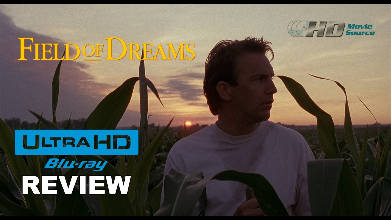 Field of Dreams (1989) 4K Ultra HD Blu-ray Blu-ray Review