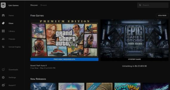 Cara Download GTA 5 dari Epic Games Store Secara Gratis 5