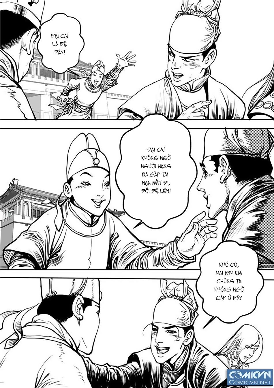 Chung Quỳ Truyền Kỳ Chap 54 - Next Chap 55