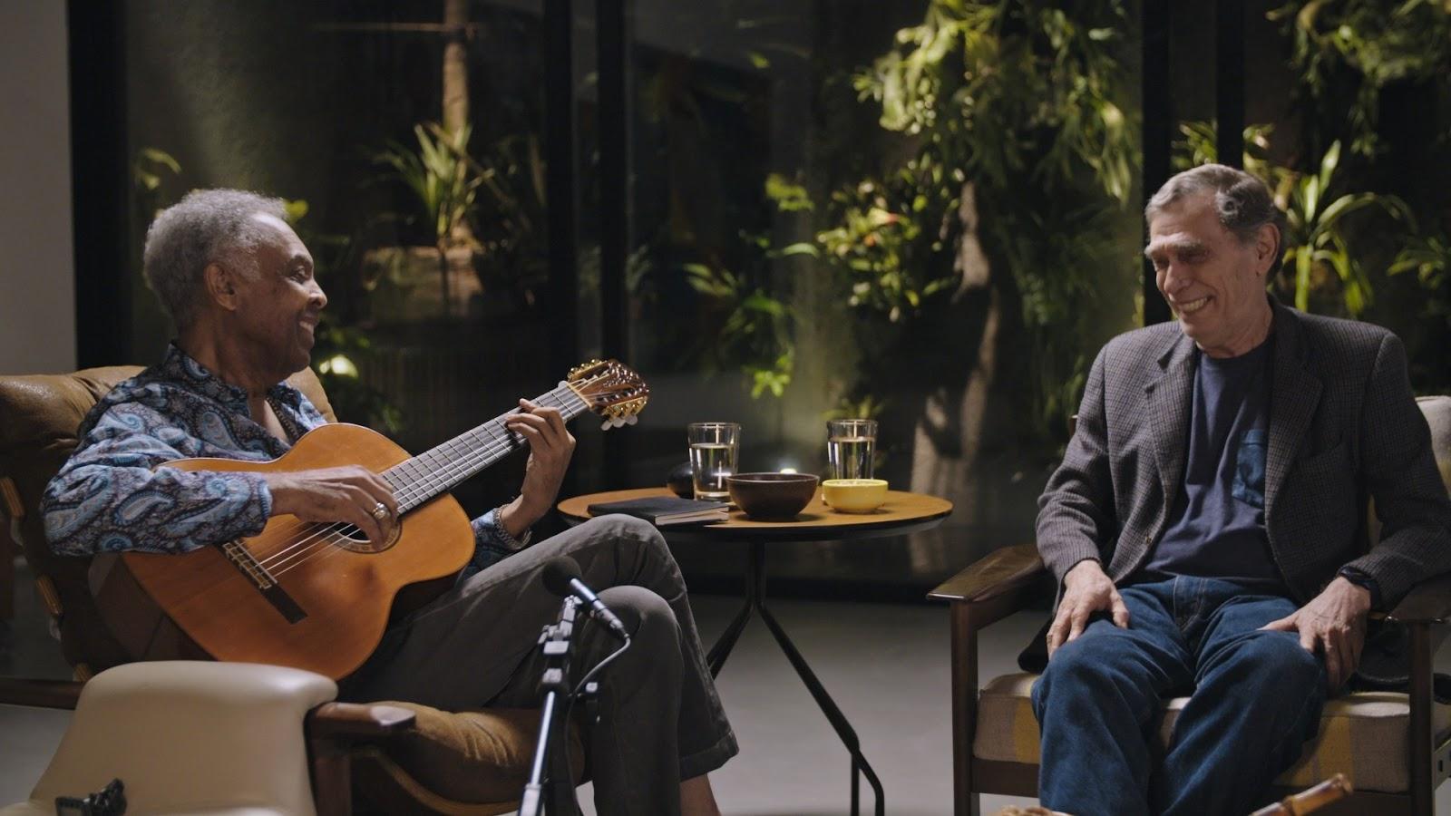 Jorge Mautner - Kaos Em Ação  Nova estreia HBO