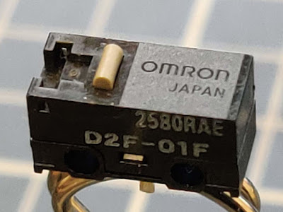 OMRON D2F-01F